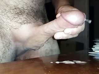 slow motion tight balls cumshot
